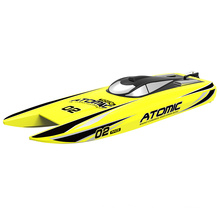 Volantex ATOMIC  ARTR China Supplier Toys Waterproof ABS Plastic Long Range Brushless RC Boat