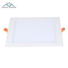 Холодный белый, теплый белый, естественный белый квадратный светодиодный светильник 600x600
