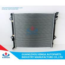 Radiador automático para Toyota Prado`03 Rzj120 / Uzj120 OEM: 16400-62230 (KJ-12279)