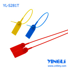 High Strength Adjustable Plastic Security Seal with Printed Logo or Numbers