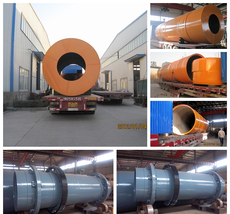 Sand Rotary Dryer For Sale