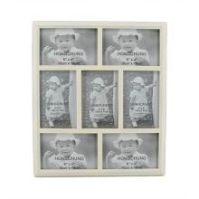 Nouveau cadre de collages en bois en 2 design