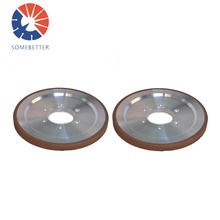Factory direct supplier gemstone cabbing electroplating diamond grinding wheel for lapidary electroplated coating