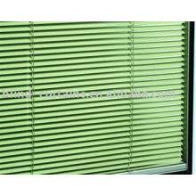 Motorized aluminium venetian blind