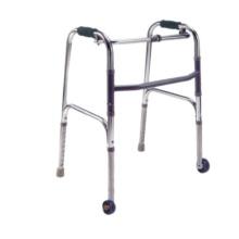 Walker en aluminium avec roulettes