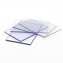Meilleur matériau de toiture transparent Feuille solide en polycarbonate