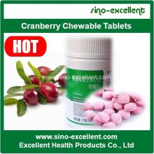 Cranberry Kautabletten