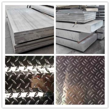 Placa de alumínio 5086 DC Cc H12 H14 H16 H18
