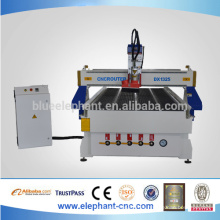 Enrutador económico del cnc del atc de China para el proceso de aluminio del metal de madera que trabaja