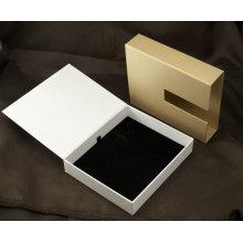 Коробка ювелирных изделий с Логосом пятна UV