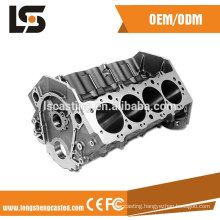 20 years Manufacturer Aluminum Die Casting Cover for Motorcycle Engine parts cover die casting
