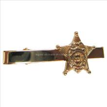 Metal Tie Bar in Gold Plating