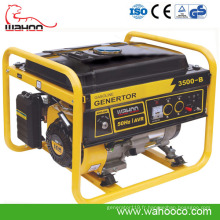 Générateur d'essence triphasé de 2.5kw avec du CE (WH3500-B)