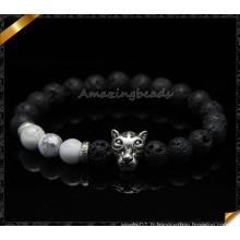 Bijoux en pierres de mode en bijoux avec charmes en argent (CB084)