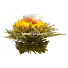 Цзинь Чжань Мэй Гуй зеленый цветущий чай-BMG066