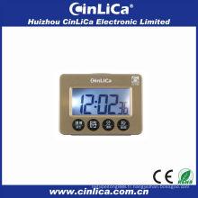 Horloge numérique, horloge de table, réveil de bureau numérique avec LED CT-733 en gros