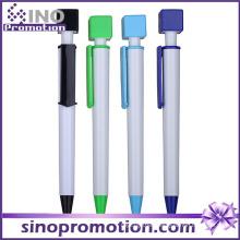 Cute Click Advertising Ball Pen Cheap Plastic Ballpoint Pen