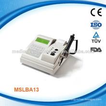 MSLBA13W Analyseur de coagulation de sang clinique portable à un seul canal avec réactif de coagulation