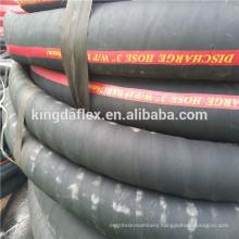 4 Inch Industry Flexible Gasoline LPG Oil Rubber Hose Pipe 15bar