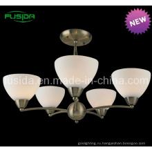 Новый античный железный люстра свет / лампа (X-8102/5)