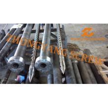 Injection Molding Screw Barrel PP Injection Screw Barrel