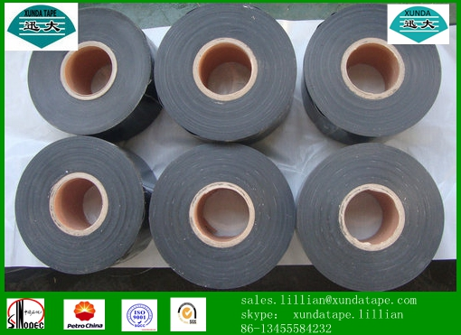 steel pipe cold applied tape pipe wrap tape