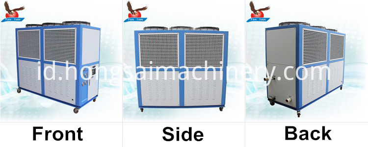20hp air cooled chiller