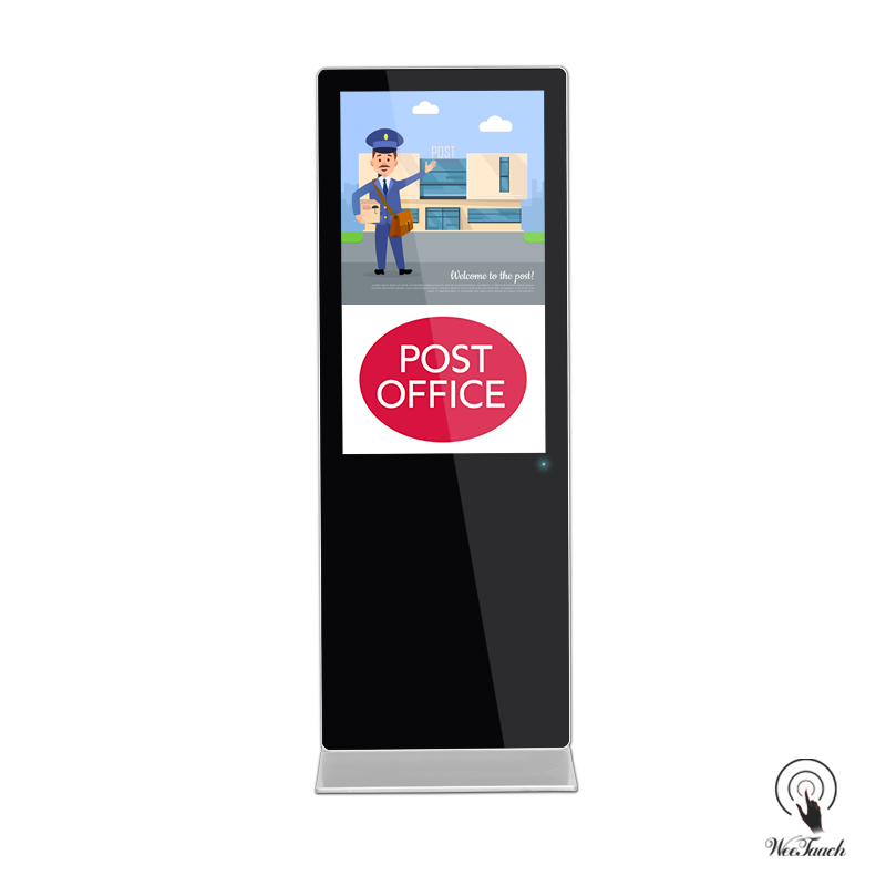 55 Inches Digital Signage Panel for Post Office