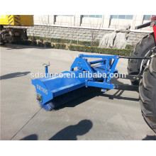 balayeuse de chasse-neige tracteur