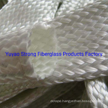 Fiberglass Sleeve Without Coating for Insulation