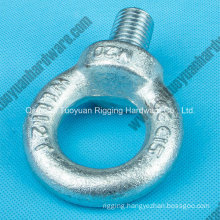 JIS 1168 Lifting Eye Bolt Galvanzied