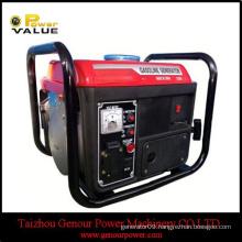 154F gasoline engine, 950 650W Small Gasoline Generator Copper Wire, Pertable Petrol Generator
