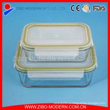 Продовольственные контейнеры с высоким содержанием боросиликатного стекла