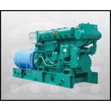 Grupo electrógeno diesel de alto rendimiento Weichai