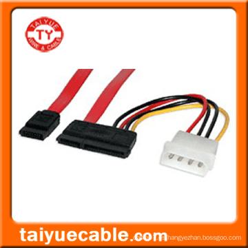 SATA Cable de alimentación / datos / Cable de alimentación de la computadora