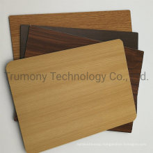 Wooden Stone Colorful Style Customized Artificial CNC Laser Cut Aluminum Plate Curtain Wall Cladding
