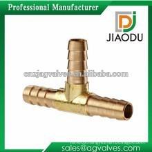 china manufacture high quality C5341 brass quick connect tee for low price
