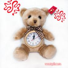 Teddy Bear Plush Clocks