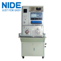 Automatic three phase motor stator testing machine
