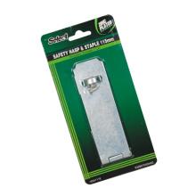 Moraillon & sécurité discontinue pour serrure de porte fenêtre porte serrure