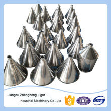 Small Conical Stainless Steel Hopper for Packaging Machine