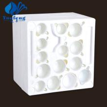 Jogo de jantar centrifugação Opal resistente ao calor vidro-58PCS