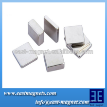 Customized Industrial / Electronic Rare Earth Sintered NdFeB Magnet Blocks