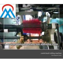 máquina automática de fabricación de peine del pelo del CNC