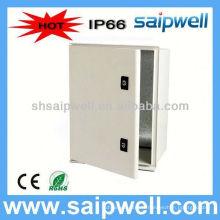 Saip haute qualité IP66 SMC Ployster Enclosure, boîtiers en plastique Chine