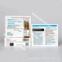 Injection de coenzyme Q10