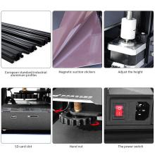 Impressora inteligente 3d de metal por atacado Impressora digital DIY 3D