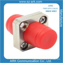 FC 2-Pieces Adaptadores de fibra cuadrada para accesorios ópticos