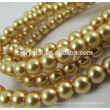 Großhandel Glasperlen, Glas Perle Perle rund, Glasperlen Fabrik