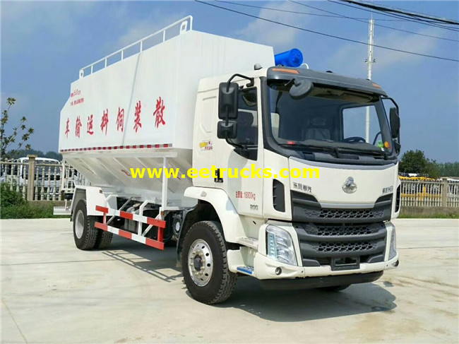 Dry Powder Delivery Tanker